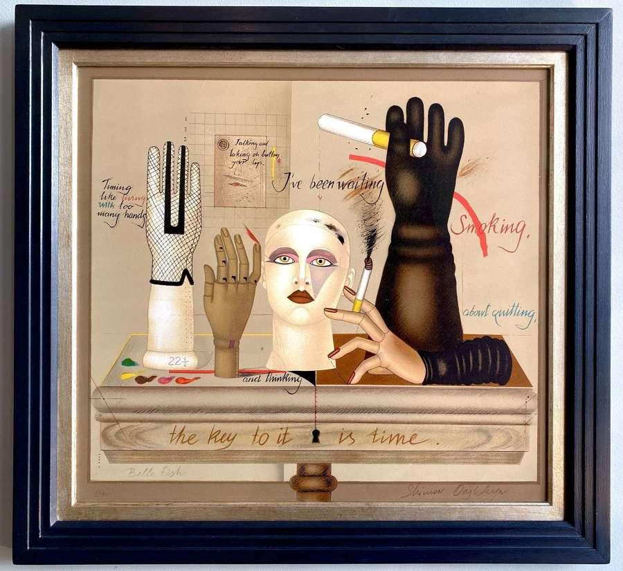 The Key to it is Time - Shimon Okshteyn