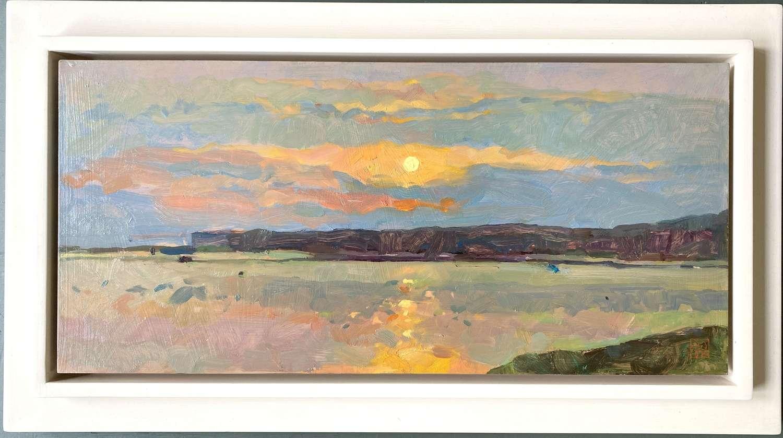 Setting Sun, Carbis Bay - Natalia Avdeeva