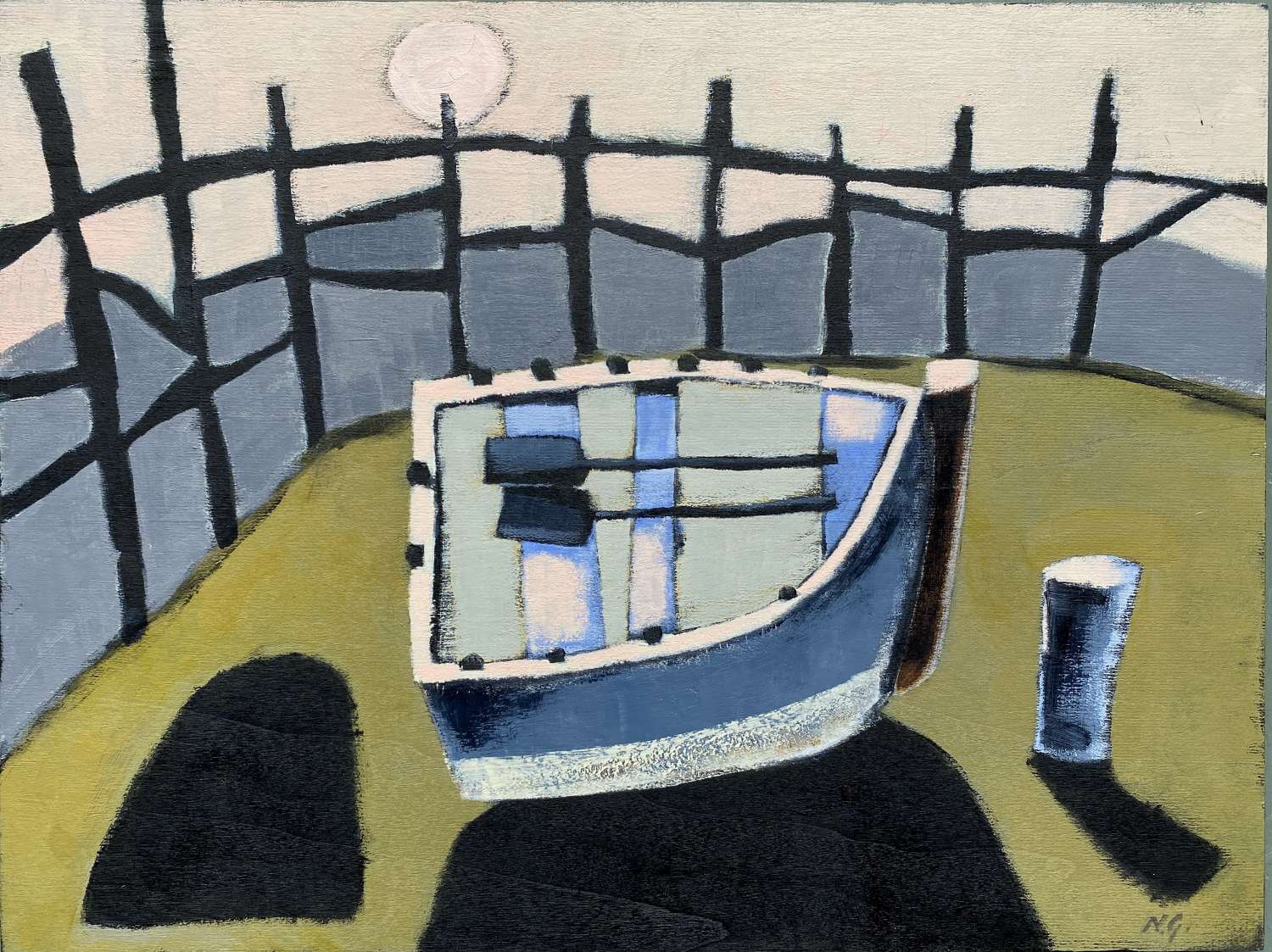 Rye Harbour,Dawn - Neil Giles