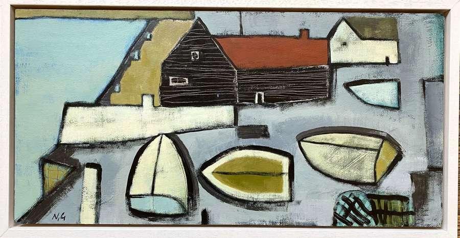 Mudeford Quay - Neil Giles