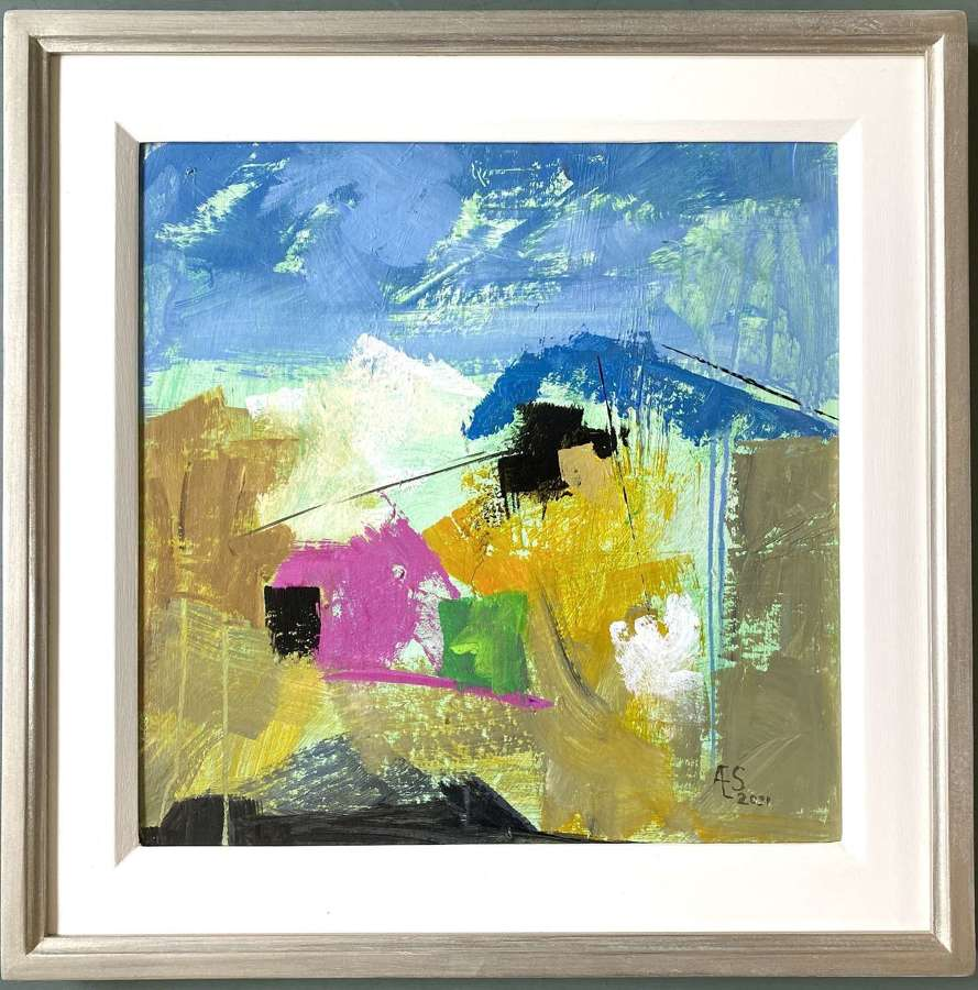 Coastal Colours - Angus Stirling
