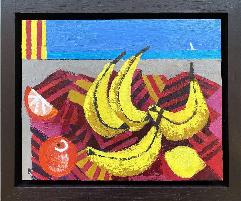 Jolly Bananas - Sarah Baddon Price