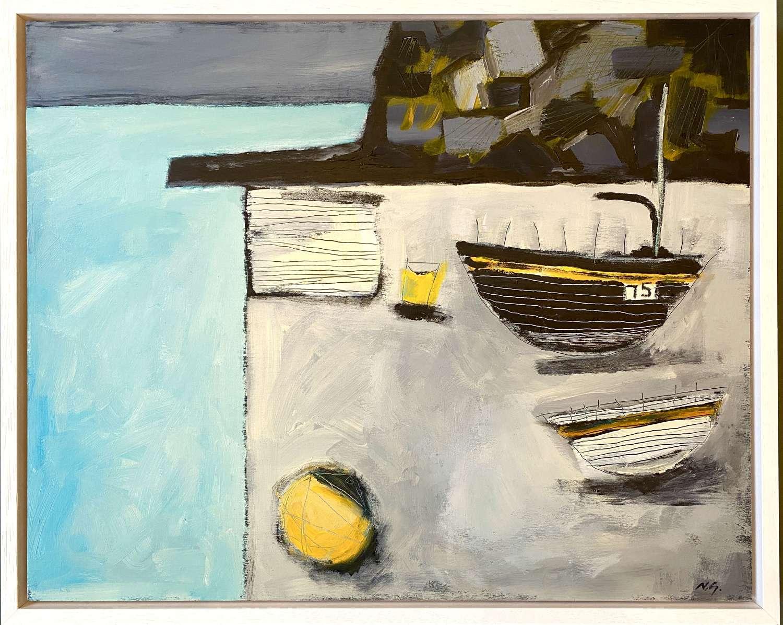 Jasmine 75 - Neil Giles