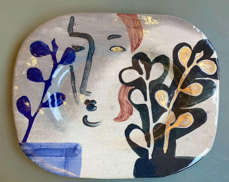 Fruiting Figs Platter - Kate Reynolds