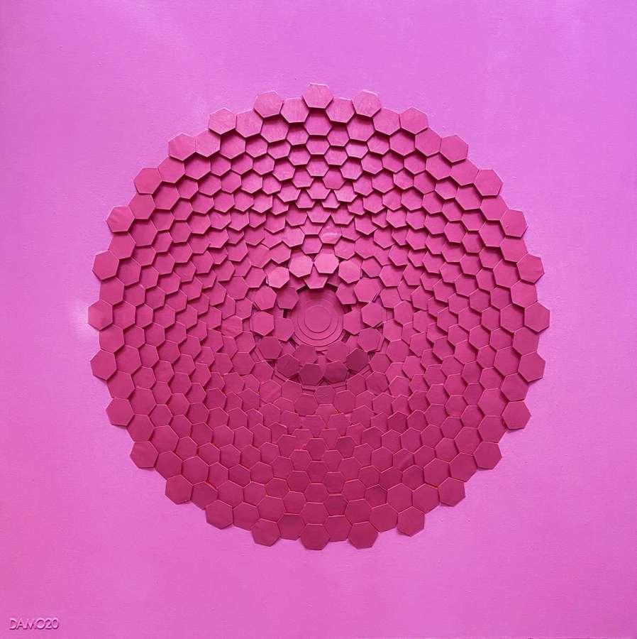 Flower Head - Damien Morrison