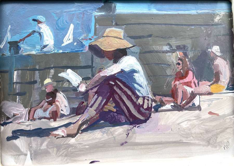 Summer Read - Mark Pearson