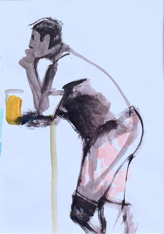 Amber Nectar - Mark Pearson