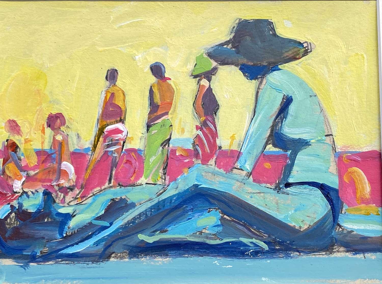 Blue Light - Mark Pearson