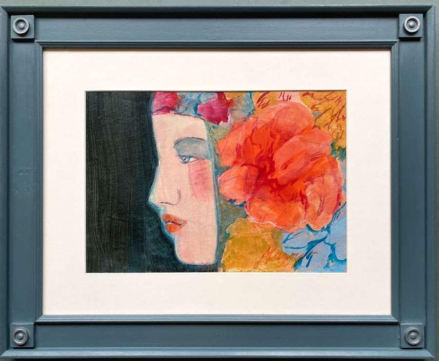 In Bloom - Martine Mazoy