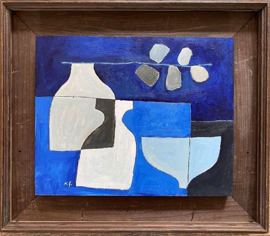 Three Vessels - Neil Giles