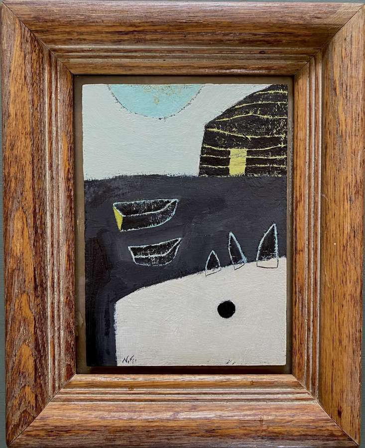 Low Tide on the Slipway - Neil Giles