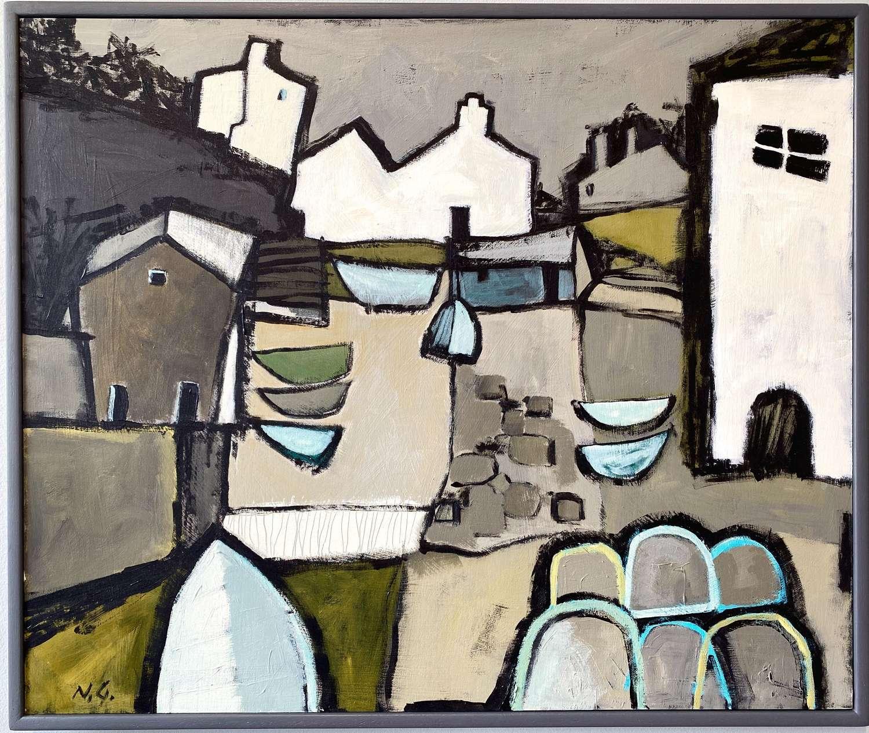 Portloe Harbour - Neil Giles